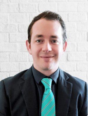 Portrait Lucas Johnston, Consultant Business & IT